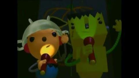 Rolie Polie Olie - Oooh Scary! (Parody Episode)