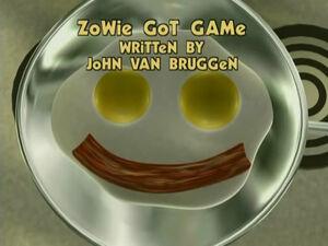 Zowie Got Game