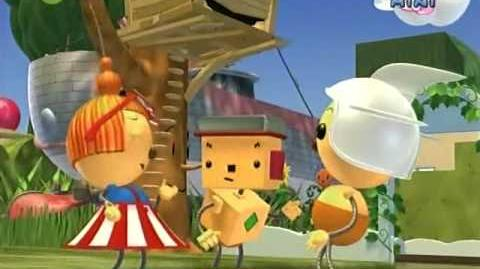 Rolie Polie Olie - Superest Bot of Them All (Polish Version)