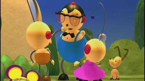Rolie Polie Olie - Always Chasing Rainbows (Spanish Version)