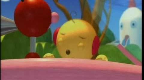 Rolie Polie Olie - Baby Binky (Polish Version)