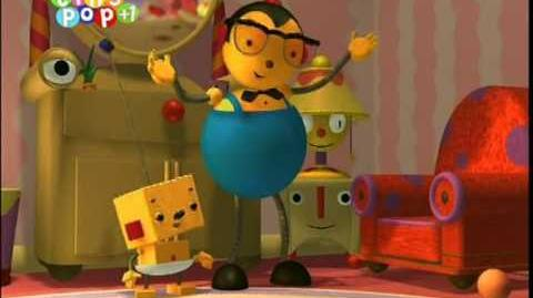 Rolie Polie Olie - Little Bot Zoo