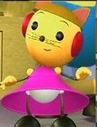 Zowie's cat