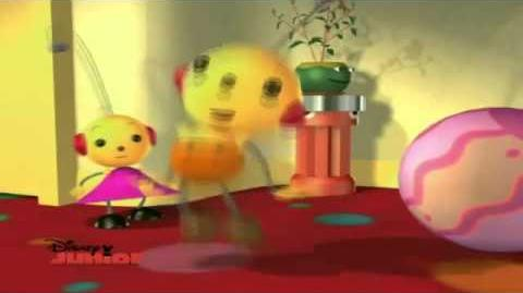 Rolie Polie Olie ep Hopin' and a Hoppin'