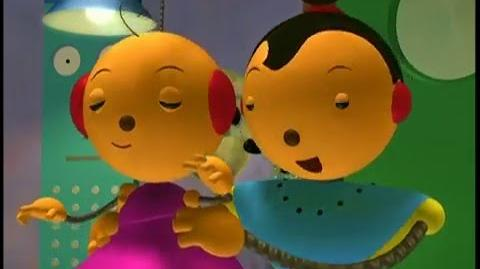 Rolie Polie Olie - Give It Back Gloomius Olie Unsproinged Bot O' the Housey - Ep.69