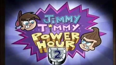 Jimmy Timmy Power Hour - Intro NL