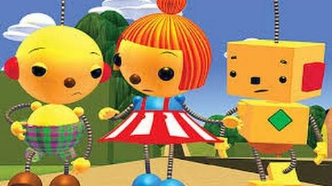 Rolie Polie Olie - Bubble Trouble (Polish Version)