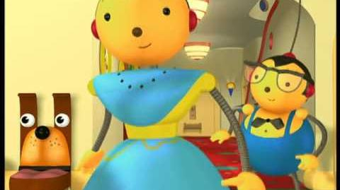 Rolie Polie Olie - Universal Spot (French Version)
