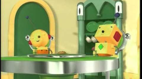 Rolie Polie Olie - Monster Movie Night (Polish Version)-0