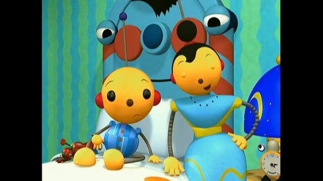 Rolie Polie Olie Beacon Blinkin' Day (Noggin On Demand Version)
