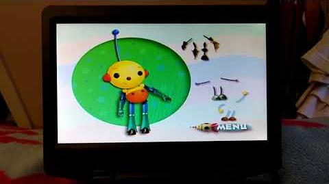 Rolie Polie Olie Build-A-Bot Activity Olie