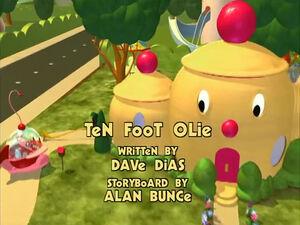 Ten Foot Olie