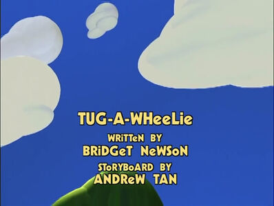 Tug-A-Wheelie