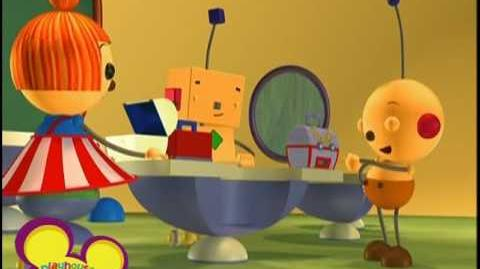 Rolie Polie Olie - Lunchmaster 3000 (Spanish Version)