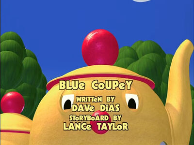 Blue Coupey