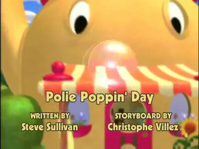 Polie Poppin Day