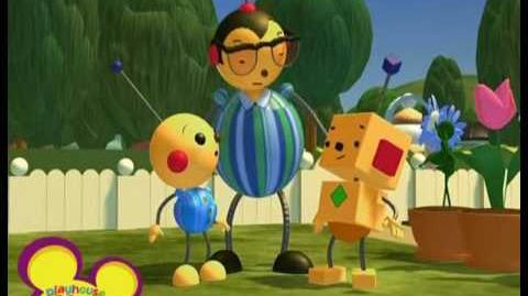 Rolie Polie Olie - Home Sick (Spanish Version)