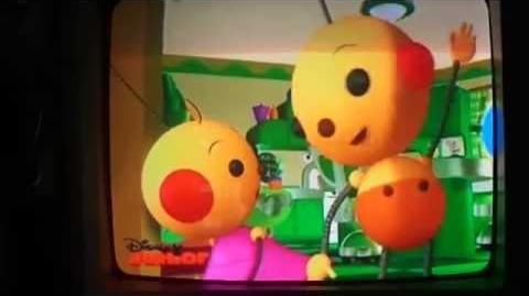 Rolie Polie Olie - Anchors Away!
