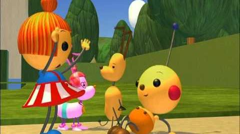 Rolie Polie Olie - Forgive And Forget It Spot That Hero A Jingle Jangle Wish - Ep