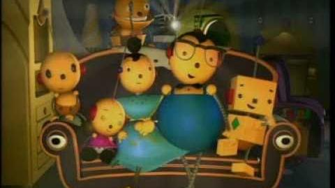 Rolie Polie Olie - A Record Bustin' Day (Polish Version)