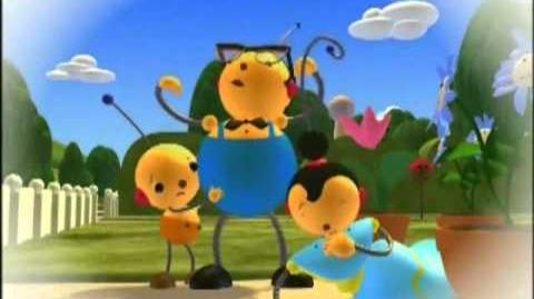 Rolie Polie Olie - The Baby Bot Chase