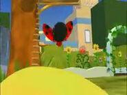 Ladybug on Spot
