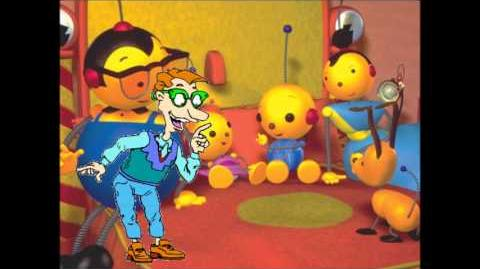 Drew Pickles goes to Rolie Polie Olie