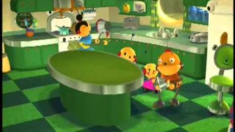 Rolie Polie Olie - The Great Defender of Fun (2002)