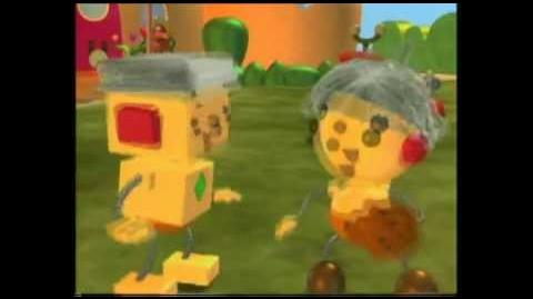 Rolie Polie Olie - Magnetitus (Greek Version)