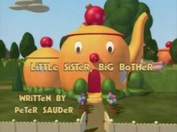 Littlesisterbigbother