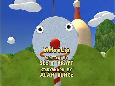 Wheelie episode