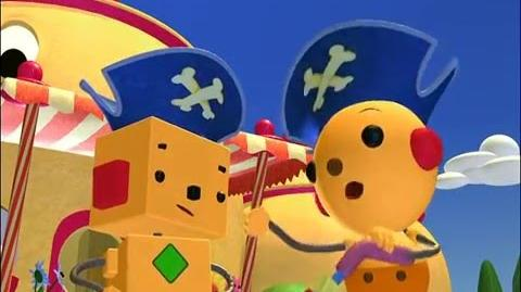 Rolie Polie Olie - Treasure Of The Rolie Polie Madre Lost And Found Zowie's Petals - Ep.47