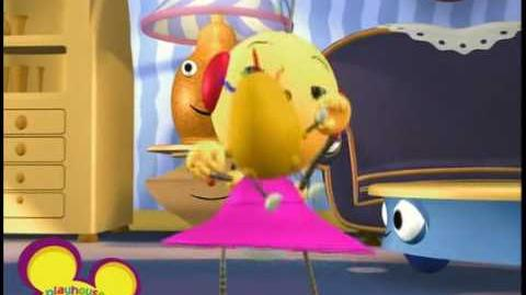 Rolie Polie Olie - Binky Break (Spanish Version)
