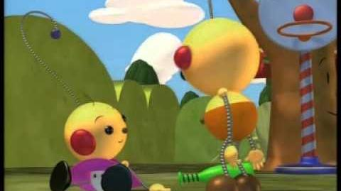 Rolie Polie Olie - Zowie Got Game (Polish Version)