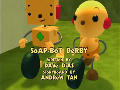 Soap-Bot Derby