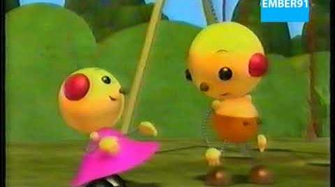 Rolie Polie Olie - Our Two Dads (Hungarian Version)