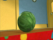 Brussels sprout in the hallway 2