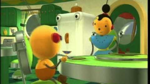Rolie Polie Olie - Upside Downers (Polish version)