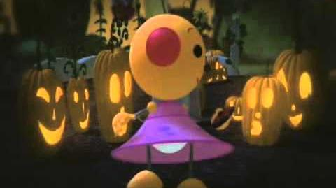 Rolie Polie Olie - Zowie, Queen of the Pumpkins