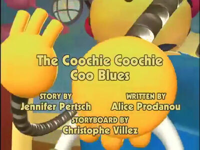 The Coochie Coochie Coo Blues