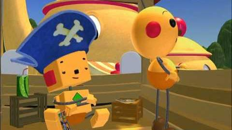 Rolie Polie Olie - Just Putting Around Soupy Zowie and Bogey Bot No Hugs Please - Ep. 39