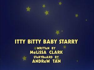 Itty Bitty Baby Starry