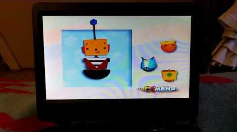 Rolie Polie Olie Build-A-Bot Activity Billy