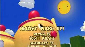 Rolie Polie Olie Housey Wake Up