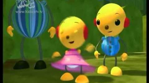 Rolie Polie Olie - Home Sick (Arabic Version)