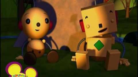 Rolie Polie Olie - Roundbeard's Ghost (Spanish Version)