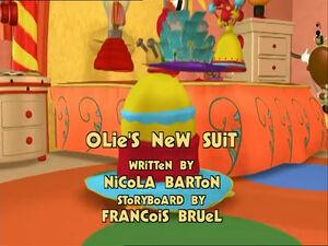 Olie S New Suit