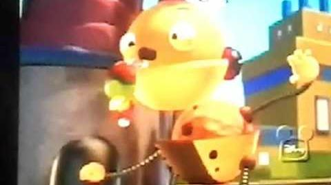 Rolie Polie Olie - Pappy's Boat