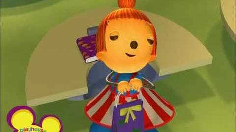 Rolie Polie Olie - Orb's Well That Ends Wall