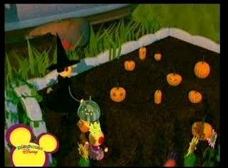 Rolie Pollie Olie - The Legend of Spookie Ookie (Italian Version)